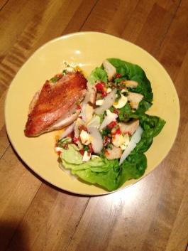 Basque Salad