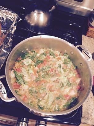 Sausage Escarole Soup