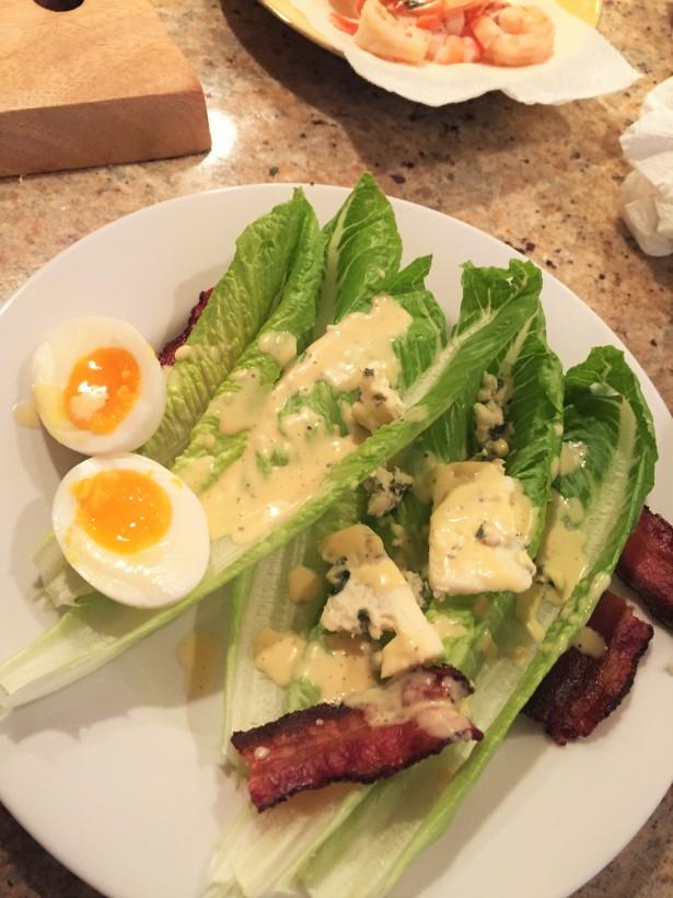 barefoot contessa caesar salad dressing