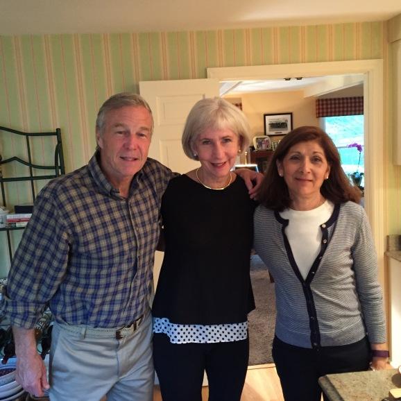 Sunday with John and Linda