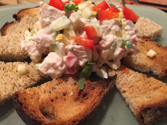 chicken-salad-with-grilledbread
