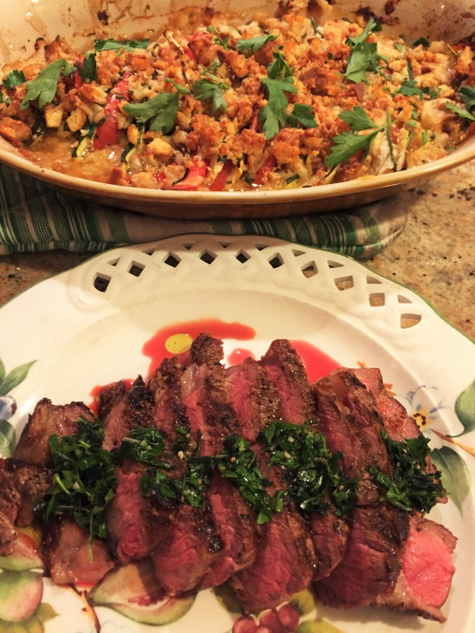steak-and-gratin