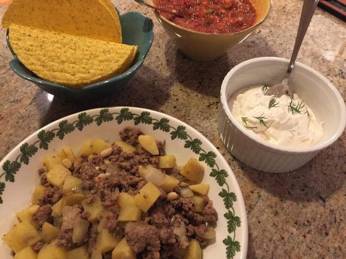 pocho taco