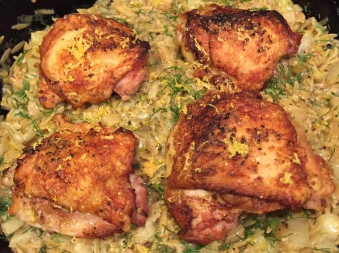 chicken cropped