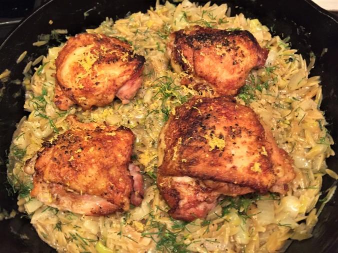 chicken pan