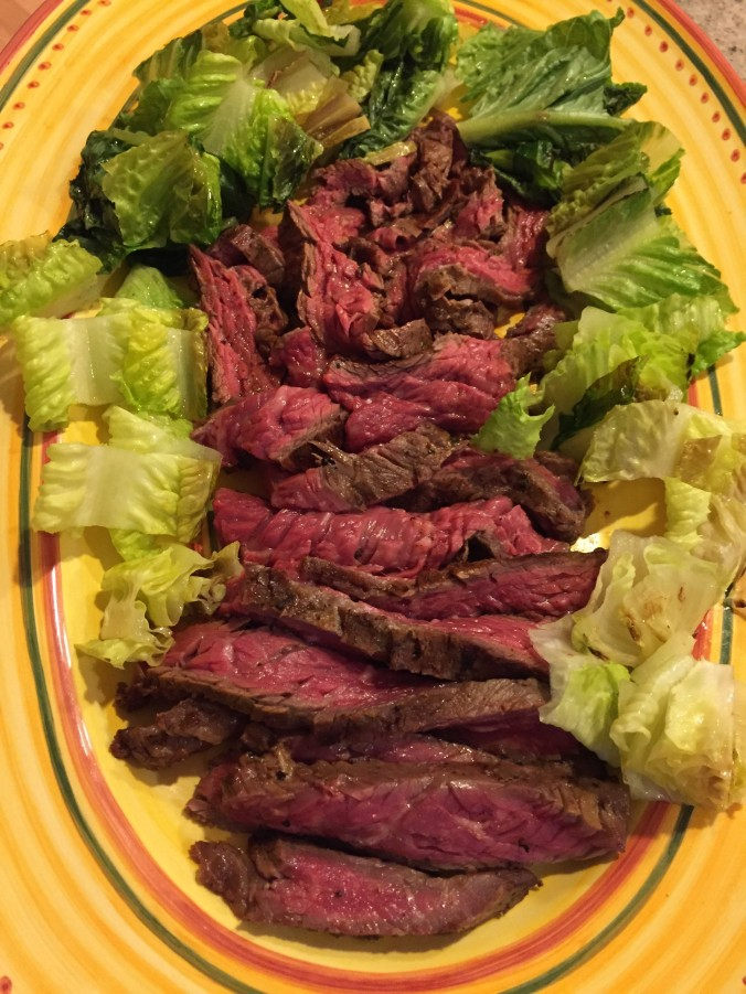 skirt steak again
