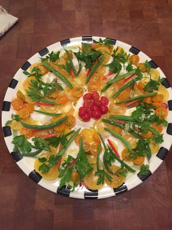 John's salad