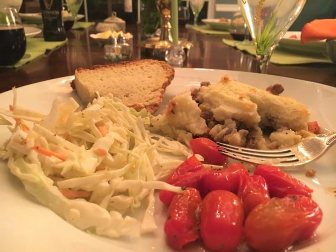 Shepherd's Pie Dinner
