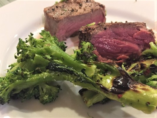 Fillet and Broccoli