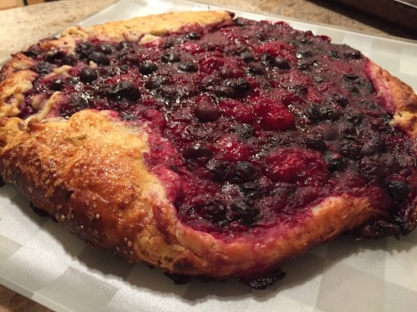 Berry Crostata