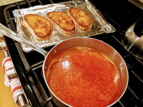 Calabrian tomato soup