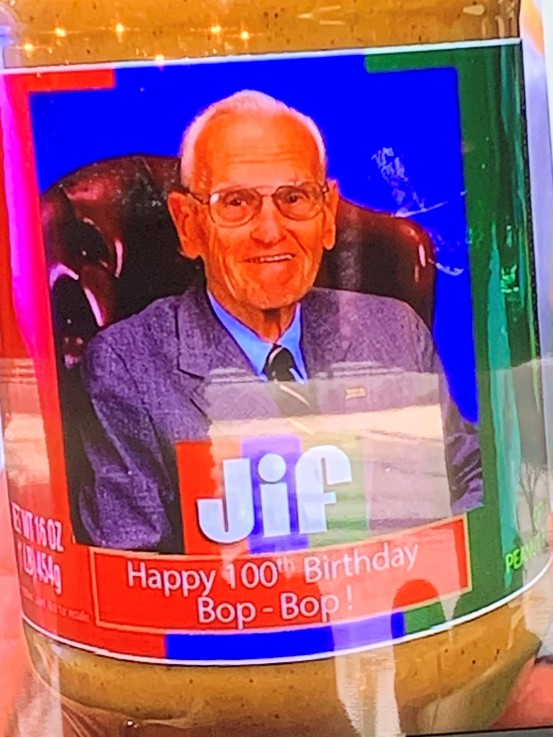 Howard on Jife Jar