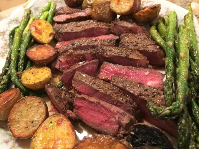 Steak Dinner (2)