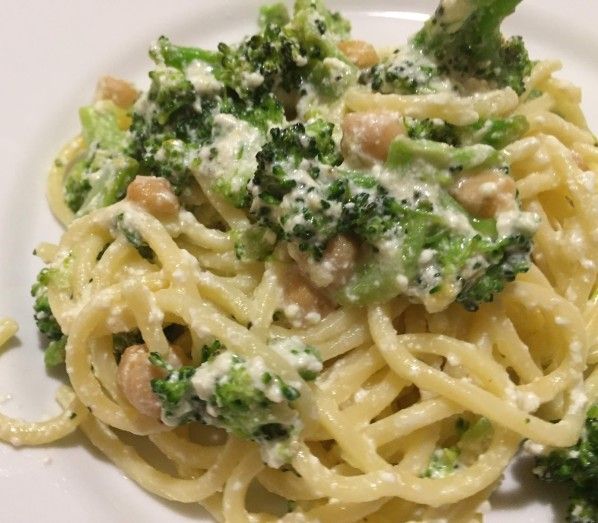 pasta with brocolli (2)