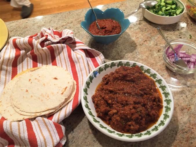 Pork tacos (2)