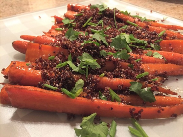 roasted carrots (2)