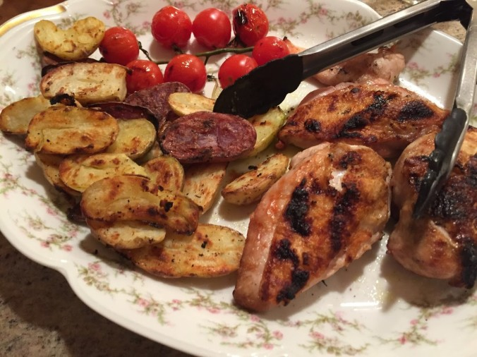 AW Grilled Chicken and potatoes (2)
