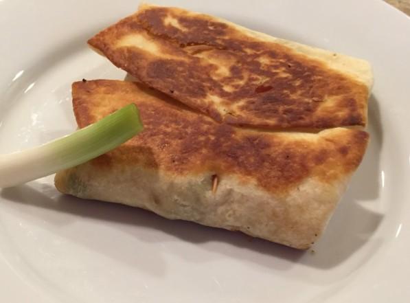 Stuffed flat bread (2)