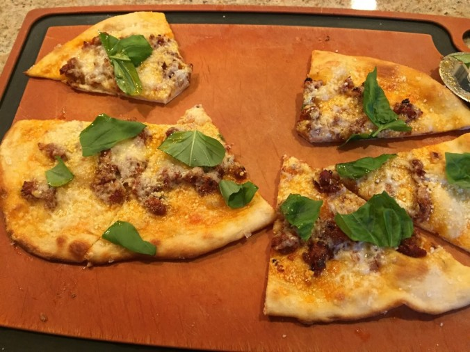 sausage pizza (2)